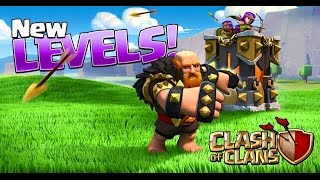 อัพเดตใหม่มาดูสิเก่งไหม - Clash of Clans - New Update