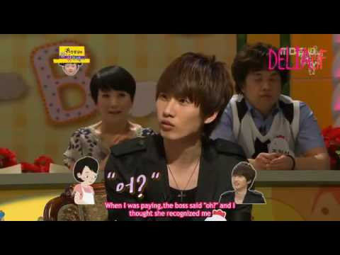 [ENG SUB] Fantasy Couple Eunhyuk cut
