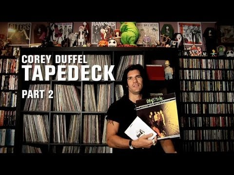 Tapedeck With Corey Duffel Part 2 - TransWorld SKATEboarding