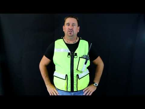 Amateur Radio Communications Vest