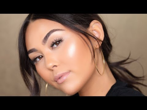 Back To School: 10 Minute Drugstore Glam Makeup Tutorial   Roxette Arisa Drugstore Series