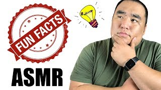 [ASMR] 100 AMAZING Facts - Ear to Ear | MattyTingles