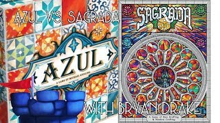 Azul Vs Sagrada with Bryan