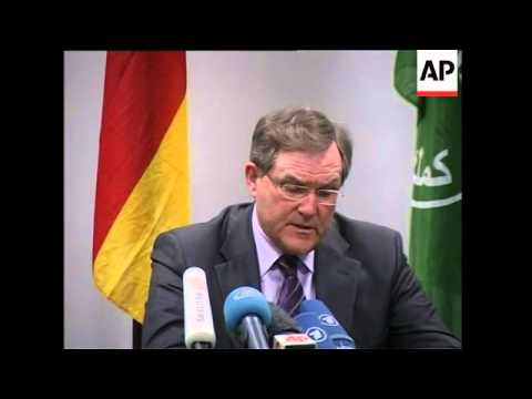 German Defence Min Jung commits more troops to Afghanistan