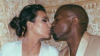 Kim Kardashian & Kanye West Celebrate 3rd Wedding Anniversary In THIS Way