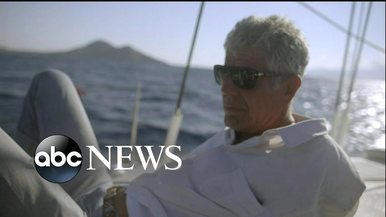 'Parts Unknown' host Anthony Bourdain's death ruled a suicide: Officials