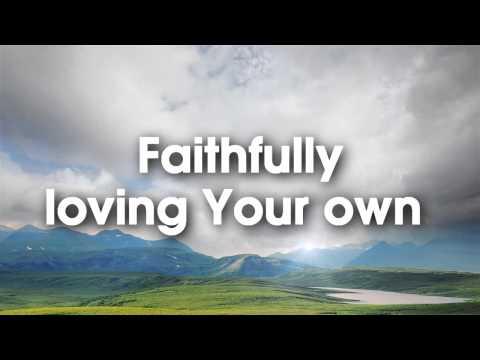 Wonderful, Merciful Savior - Worship Tracks (Lyric) (HD)