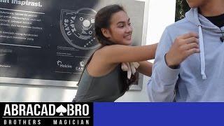 Download Lagu Berhasil Tebak Semua Pikiran Caitlin Halderman - abracadaBRO Magic Prank Indonesia Gratis STAFABAND