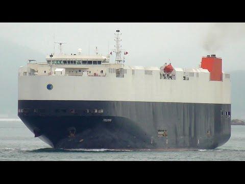 TRIUMPH - Zodiac Maritime vehicles carrier