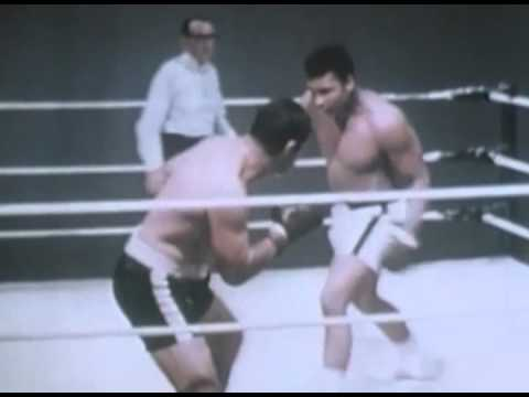 Ali KOs Marciano --  Shocking Other Ending of Computer Fight