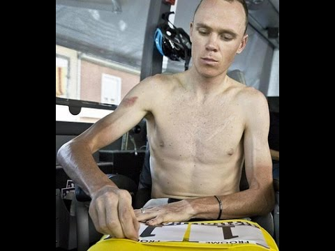 Chris Froome Climbing Secret Best Gears for Cycling Uphill