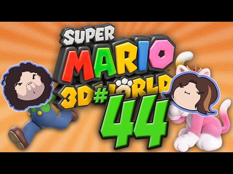 Super Mario 3D World: Coin Master - PART 44 - Game Grumps