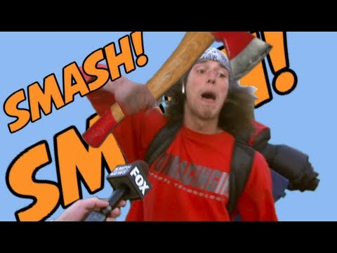 smash, Smash, SMASH! (now on iTunes)