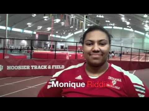 IUTF12: Big Ten Indoor Preview - Part 1 with Riddick and Retzloff