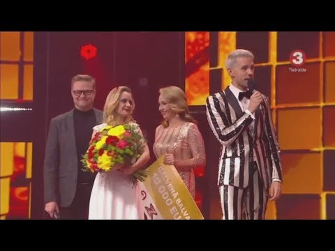 THE WINNER of X Faktors Latvija 2018 is KATTIE!!!