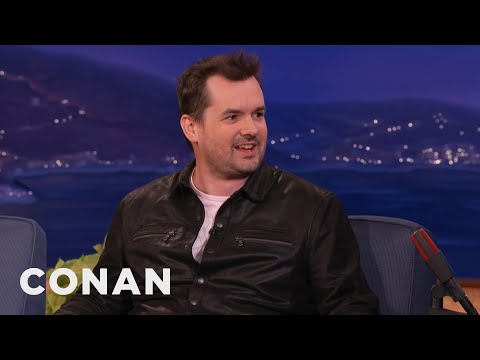 Jim Jefferies' Awkward Justin Bieber Run-In