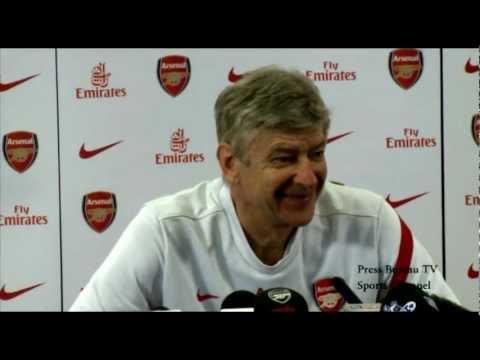 Arsenal vs Aston Villa - Pre Match Press Conference