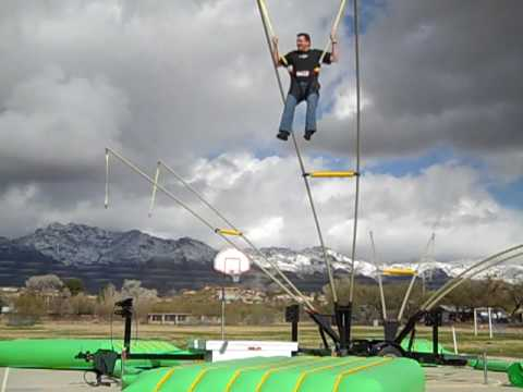 Arizona Amusement - Ray nails a double flip on the Zero Gravity!
