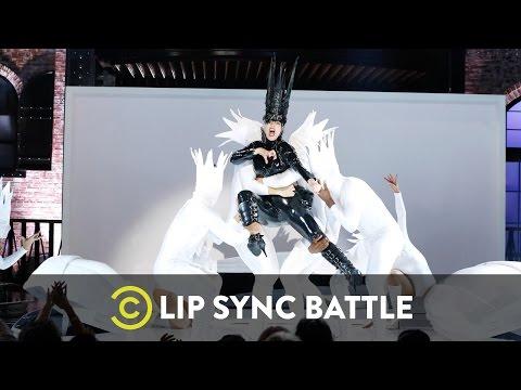 Lip Sync Battle - Hayley Atwell