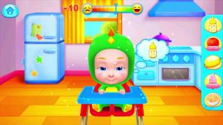 Baby Boss ♥ Care Dress up and Play ♥ Funny Gameplay