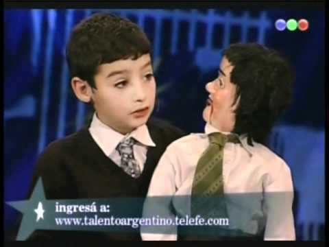 el ventrilocuo mas chico del mundo Music Videos