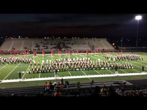 Shaker Heights High School marching band