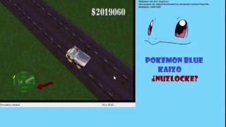 Pokemon Blue KAIZO Nuzlocke!!! Ep 1 en directo (Y quizá el único)