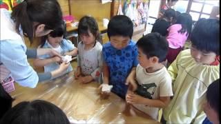 2014/5/14 年長とりプレゼント制作