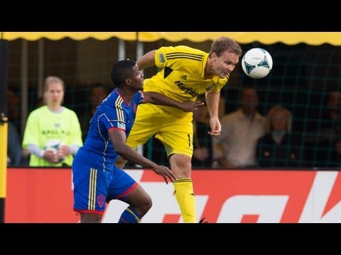 HIGHLIGHTS: Columbus Crew vs Colorado Rapids | May 11, 2013