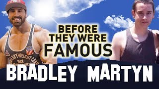 BRADLEY MARTYN | Before They Were Famous | Zoo Culture | BIOGRAPHY