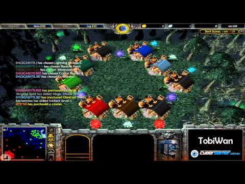 WDC 2010 [Day 1] - DTS vs EHome [1 of 4]