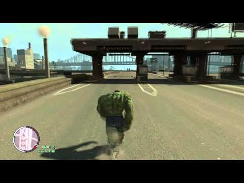 Tsunami Vs The Hulk Gta Iv video