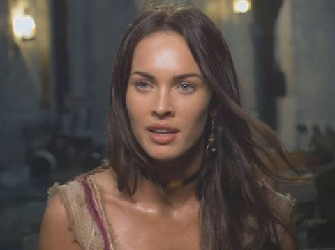 Megan Fox Interview: Jonah Hex
