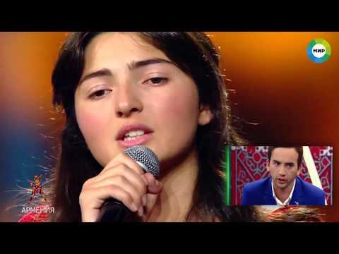 Армения – «Hay Zinvor» – Сатеник Саакян