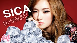 Jessica Jung vs Sica Effect l @Soshified