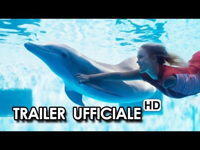 L'incredibile storia di Winter il delfino 2 Nuovo Trailer Italiano Ufficiale