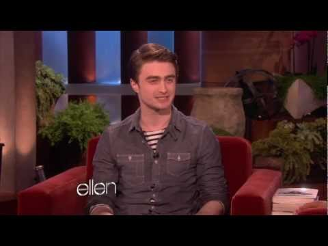 Daniel Radcliffe on Meeting His Girlfriend