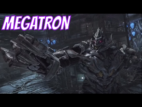 Transformers 3: Dark of the Moon - Chapter 6 (Part 1/4) - Megatron
