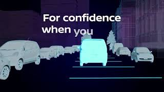 Nissan's Invisible-to-Visible technology   Creates the ultimate connected car experience