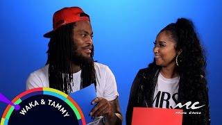 Music Choice Games: Waka & Tammy Flocka - He Said She Said