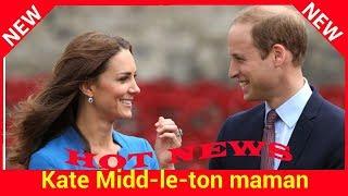 Kate Middleton maman : découvrez les prénoms que pourrait porter le troisième enfant