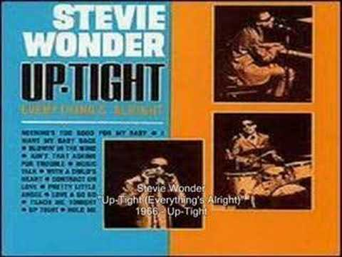 Stevie Wonder - Uptight Everythings Alright