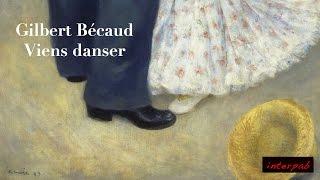 Gilbert Bécaud - Viens Danser