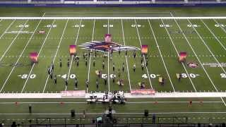 Tolar High School Band 2015 - UIL 2A Texas State Marching Contest