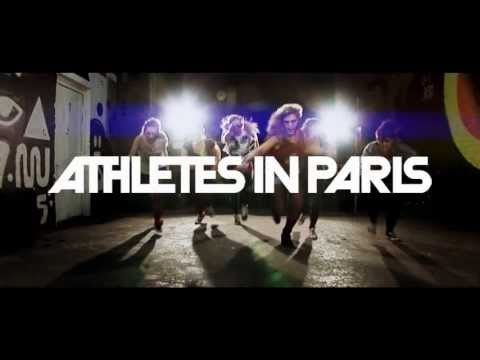 Athletes In Paris - S U Z I E