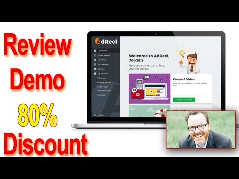 Adreel Review - Demo and Bonus - The Next Generation in Profitable Video Marketing