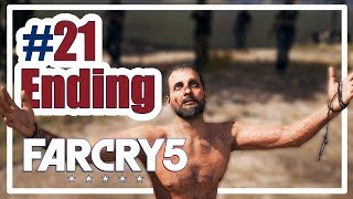 How does Far Cry 5 Ends? | Far Cry 5 #21(FINAL)