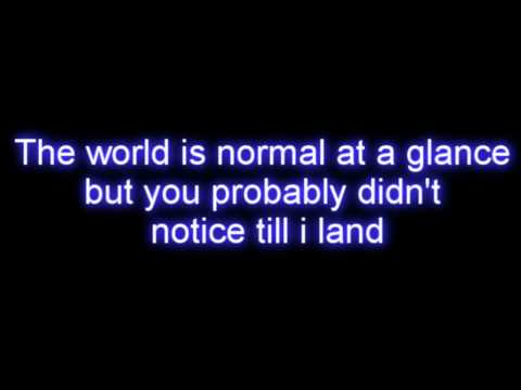 Owl City Feat. B.o.b - Alligator Sky - Lyrics video