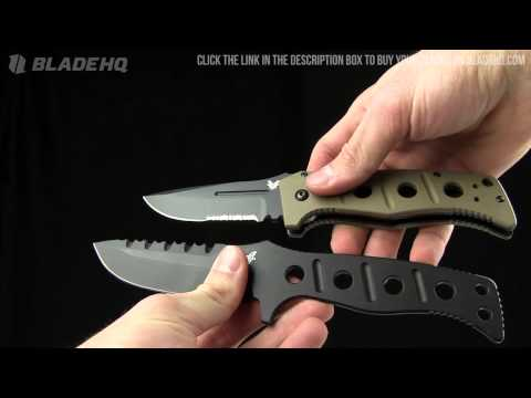 Benchmade Adamas 375 Overview