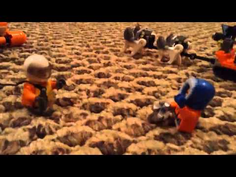 LEGO Coast Guard Rescue